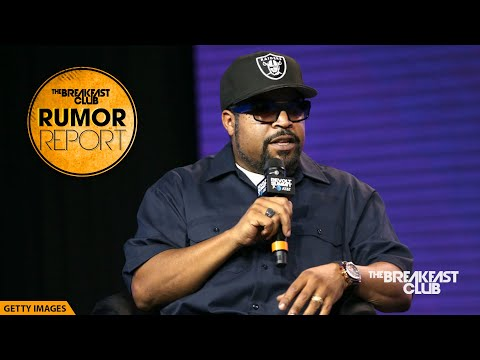 Let's Clarify Ice Cube's Intentions Of Working With The President | The Breakfast Club