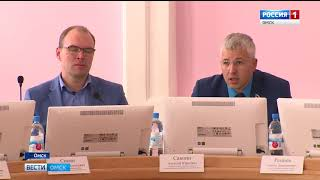 Ремонт омских дворов сегодня подвергся жесткой критике со стороны депутатов городского совета