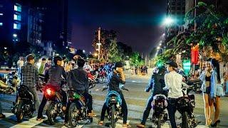 Đua Xe Náo Loạn Phố Đi Bộ - Sài Gòn 2015 (Photo VNRCB)