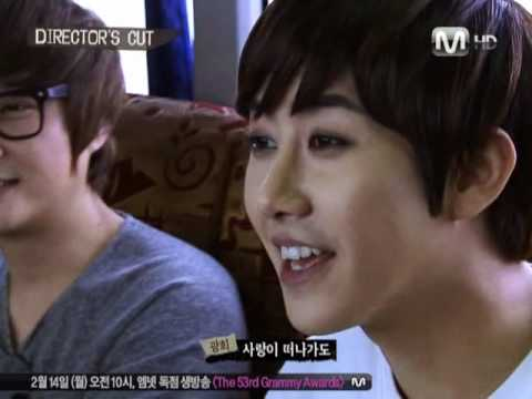 [HyeSung] 110211  MNET Director's Cut_S2 E01