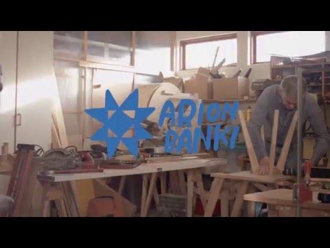 DesignMatch Reynslusaga Chuck Mack, hönnuður Arco skrifborðsins