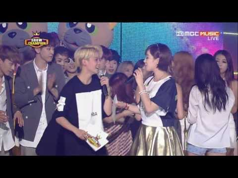 【1080P】f(x) -Today's Winner (7 Aug,2013)