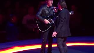 U2 - 2018 - Staring At The Sun & Pride (HD) Mohegan Sun, Uncasville CT 07-03-2018
