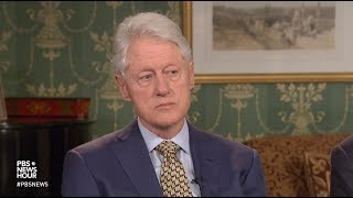 Bill Clinton: Monica Lewinsky 'paid quite a price' for relationship