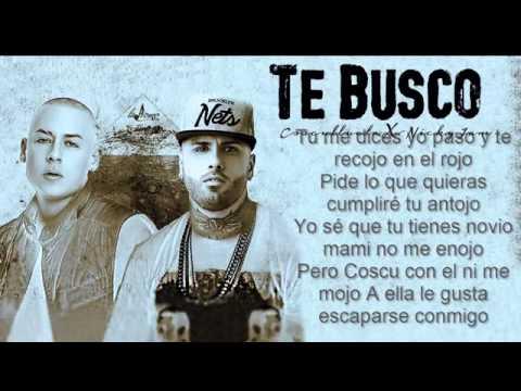 Te Busco - Cosculluela Feat. Nicky Jam Original Reggeton 2015