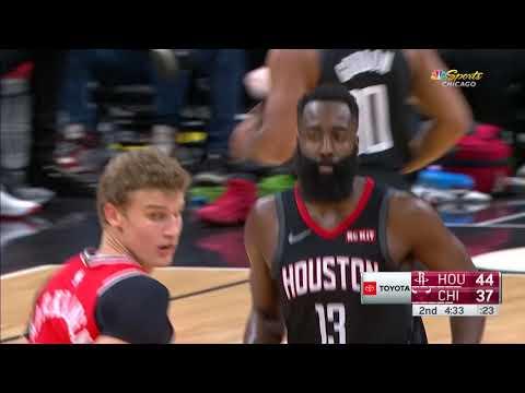 Chicago Bulls vs Houston Rockets | November 9 2019