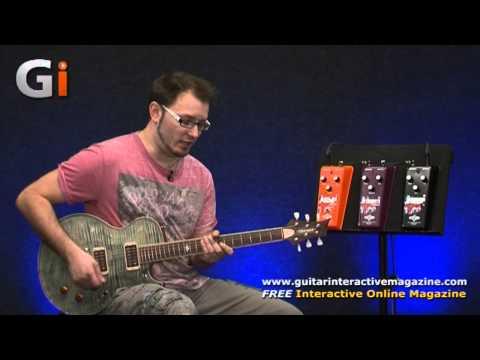 Rotosound FX Pedal Reviews With Tom Quayle Guitar Interactive Magazine