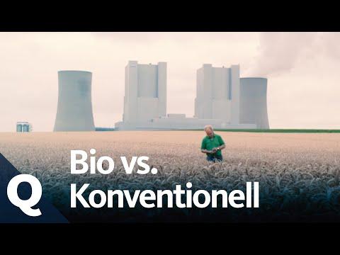 Vergleich Landwirtschaftsarten