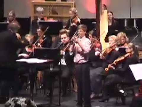 Trumpet concert by Tartini played by Baldvin Oddsson and the Icelandic Symphony Orchestra (ISO)