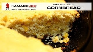 Cast Iron Pan Cornbread