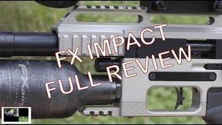 Rat shooting - Air rifle pest control - FX Impact NV rats