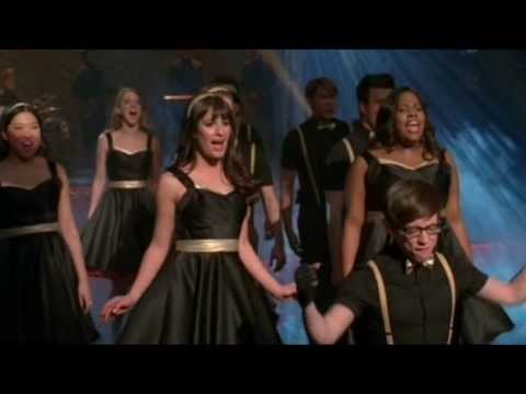 Glee-Fly/I Believe I Can Fly (Full Performance)