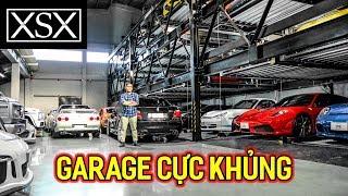 Đây Là Garage Của Chủ Nhân Chiếc Porsche 918 Spyder Trị Giá 150 Tỷ Đồng Tại Thái Lan | XSX
