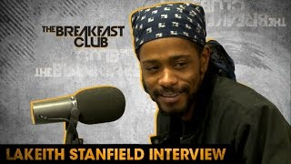 LaKeith Stanfield On Playing Snoop Dogg and His Role in FX's Atlanta
