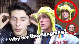 Logan Paul's Deleted Forest Video - Trending On Youtube