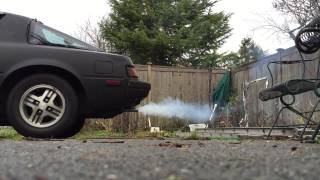 Rx7 FB 1985 12a Straight Pipe