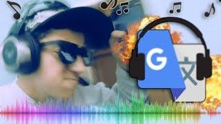Google Katghni | جوجل هي أفضل مغنية -