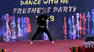 UCST Best Solo hip-hop Dance 2018