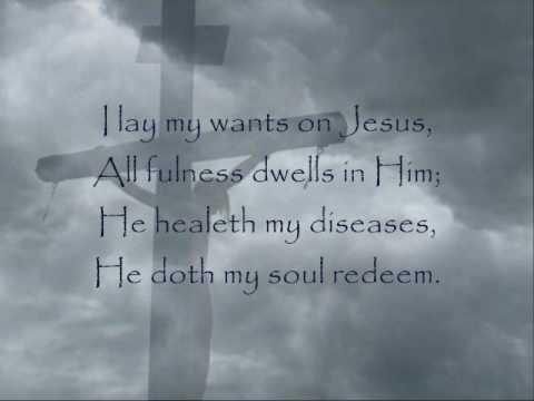 I Lay My Sins On Jesus