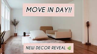 Moving Day!! New House Decor Reveal HEHE