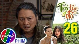 THVL | Trà táo đỏ - Tập 26[4]: Ông Kha tức giận khi nghe Hiếu được bà con đăng ký bán trà