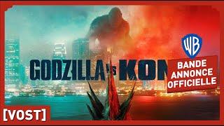Godzilla vs kong :  bande-annonce VOST