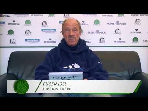 Eugen Igel über den Absturz des FC Elmshorn | ELBKICK.TV