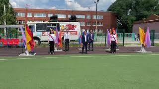 Солисты творческих коллективов Областного центра культуры «Сибиряк» поздравили омичей с Днем России праздничным концертом