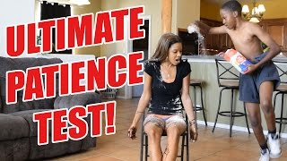 ULTIMATE PATIENCE TEST! ft. @Mrs_iMav