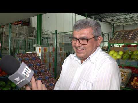 Lichia: Fruta chinesa que faz sucesso na Nova Ceasa