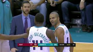 Miami Heat vs Charlotte Hornets | October 30, 2018