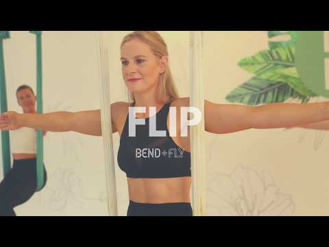 Flip Your Fitness Upside Down With Aerial + Yoga