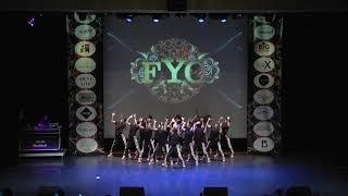 8 BE YOURSELF CREW BEST HIP HOP DANCE CREW