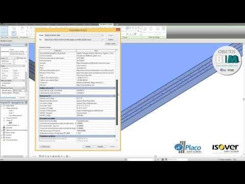 Building Information Modeling (BIM) • Placo e Isover Suelos