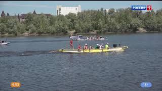 Омские гребцы посоревнуются на олимпийских дистанциях