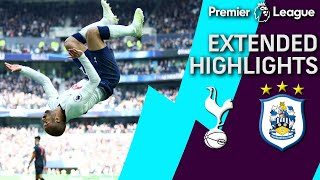 Tottenham v. Huddersfield | PREMIER LEAGUE EXTENDED HIGHLIGHTS | 4/13/19 | NBC Sports