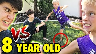 Extreme Game of S.T.I.C.K. vs 8 Year Old Prodigy