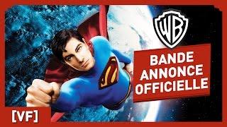 Superman returns :  bande-annonce VF