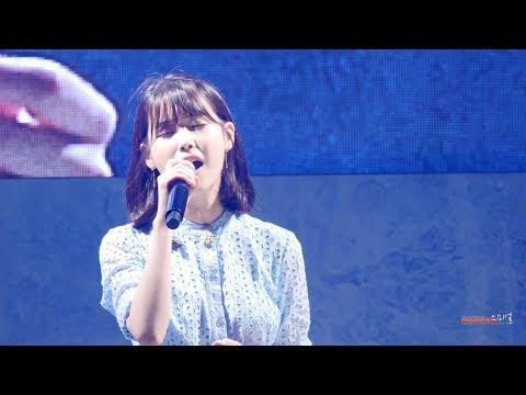 170803 해운대 아이유 무반주 라이브 메들리 직캠 IU 4K fancam by Spinel
