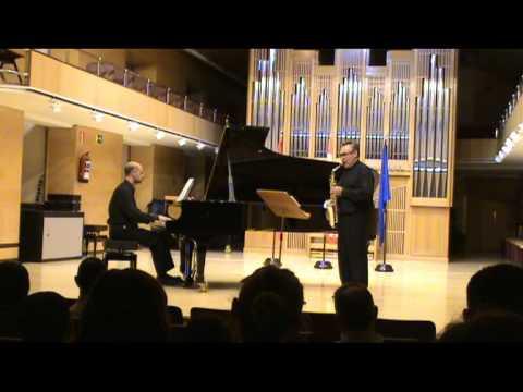 Jose Susi - Sonata Flamenca  (op 72) (Ier Tiempo - Insinuación).mpg