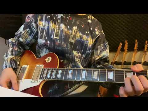 Heavy rock guitar By Ryunosuke Yamagishi