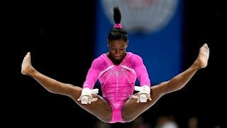 WORLD'S BEST Gymnast Simone Biles | Olympics 2016! (MUST WATCH!)