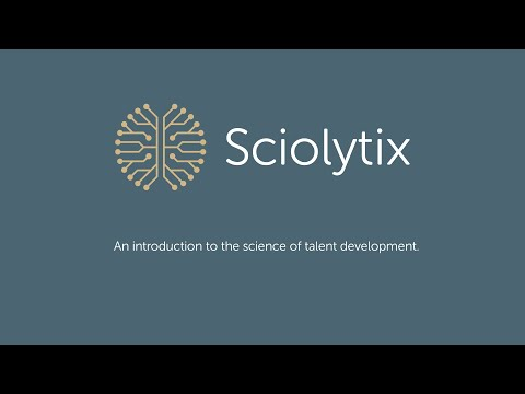An overview of Sciolytix