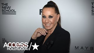 Donna Karan Is Apologizing For Commentary Around Harvey Weinstein Scandal | Access Hollywood
