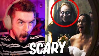 Reacting To The Scariest Videos On The Internet #3
