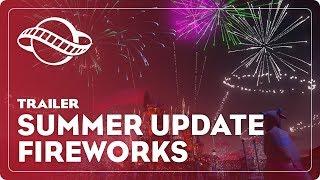 Planet Coaster - Summer Update