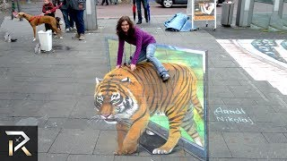 Optical Illusions That Will MESS With Your MIND
