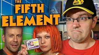 The Fifth Element (1997) the Wacky Sci-Fi Action Comedy Love Story - Rental Reviews