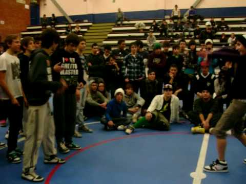 Zanna & Gila vs Johnny & Nabil @ Vertifight Kingz Italy
