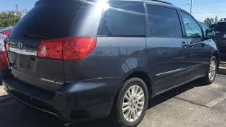 Used 2008 Toyota Sienna Crown Point IN Merrillville, IN #5195B